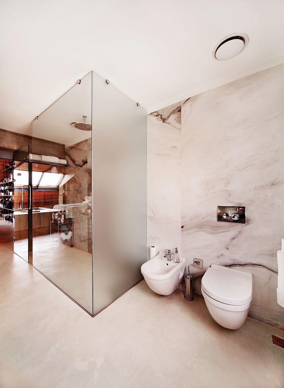 innenarchitektur industriellen stil karakoy loft, entdecken sie ein designer traum-penthouse im herzen von istanbul, Design ideen