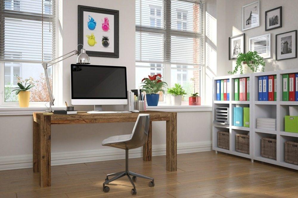 Arbeitszimmer gestaltungsideen  5 praktische Tipps für Ihr perfektes Home Office - Trendomat.com