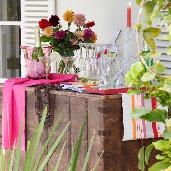 Gartenparty Ideen für viele unterhaltsame Stunden im Freien ...