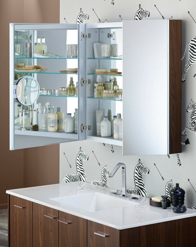 Badschrank badezimmer spiegelschrank