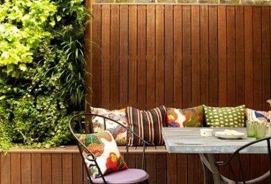 10 inspirierende gestaltungsideen f r eine gem tliche sitzecke im freien. Black Bedroom Furniture Sets. Home Design Ideas