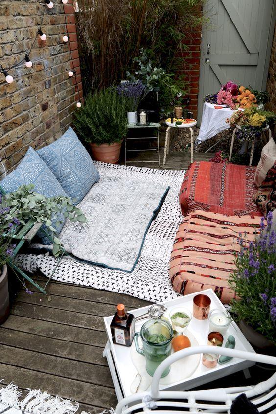 Mobel Accessoires Im Garten Und Auf Der Terrasse Stilvolle Diy