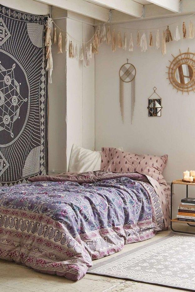Bettwäsche Ethno Muste Look für das Schlafzimmer