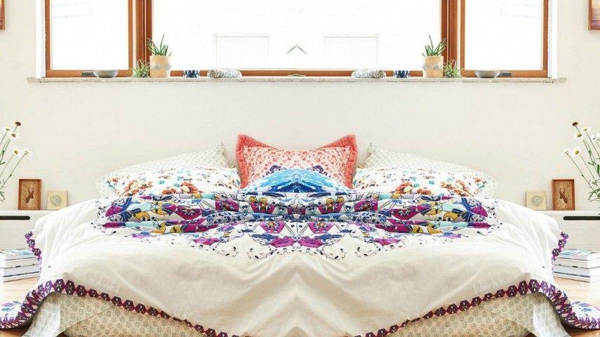 Bohemien Look für Ihr Schlafzimmer - Trendomat.com