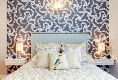 Grosartig Schlafzimmer Tapete ~ Sommerliche tapeten die das ganze jahr lang großartig aussehen
