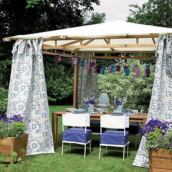Deko Ideen für die Gartenparty