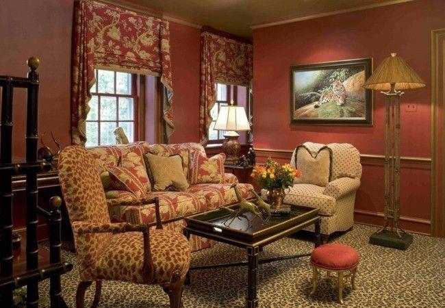Dekokissen Muster sofa Animal prints
