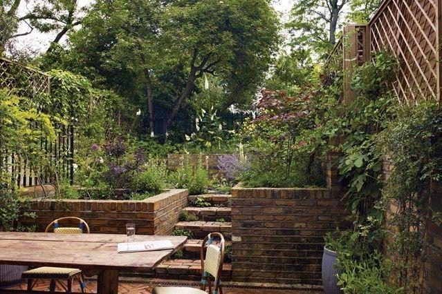 Garten idee terrasse veranda design ideen Sitzmöbel