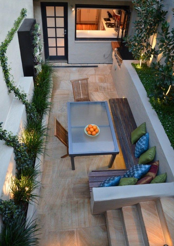 Garten terrasse aus holz ideen für haus deko