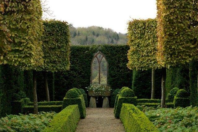 Gartenhaus mit moderner Garten Look