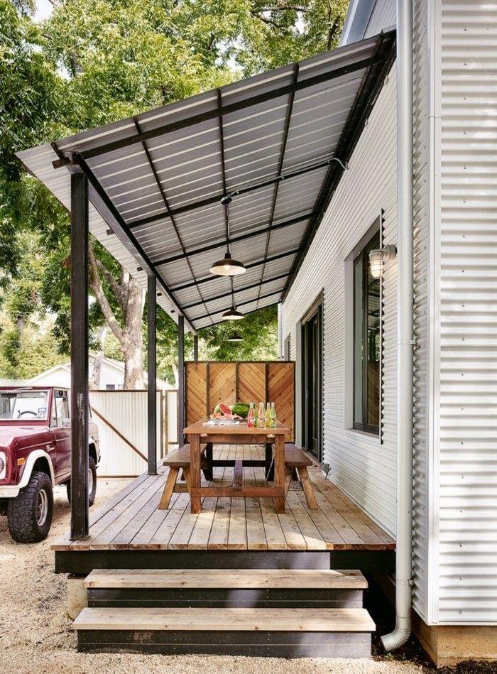 Grill für Garten Terrasse und Balkon Ideen