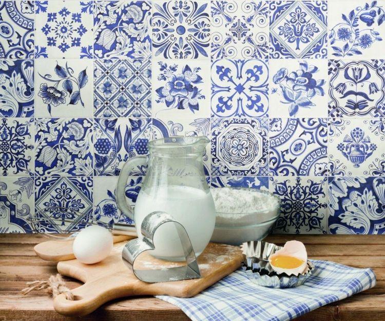 Harmonische Farbkompositionen in der Küche