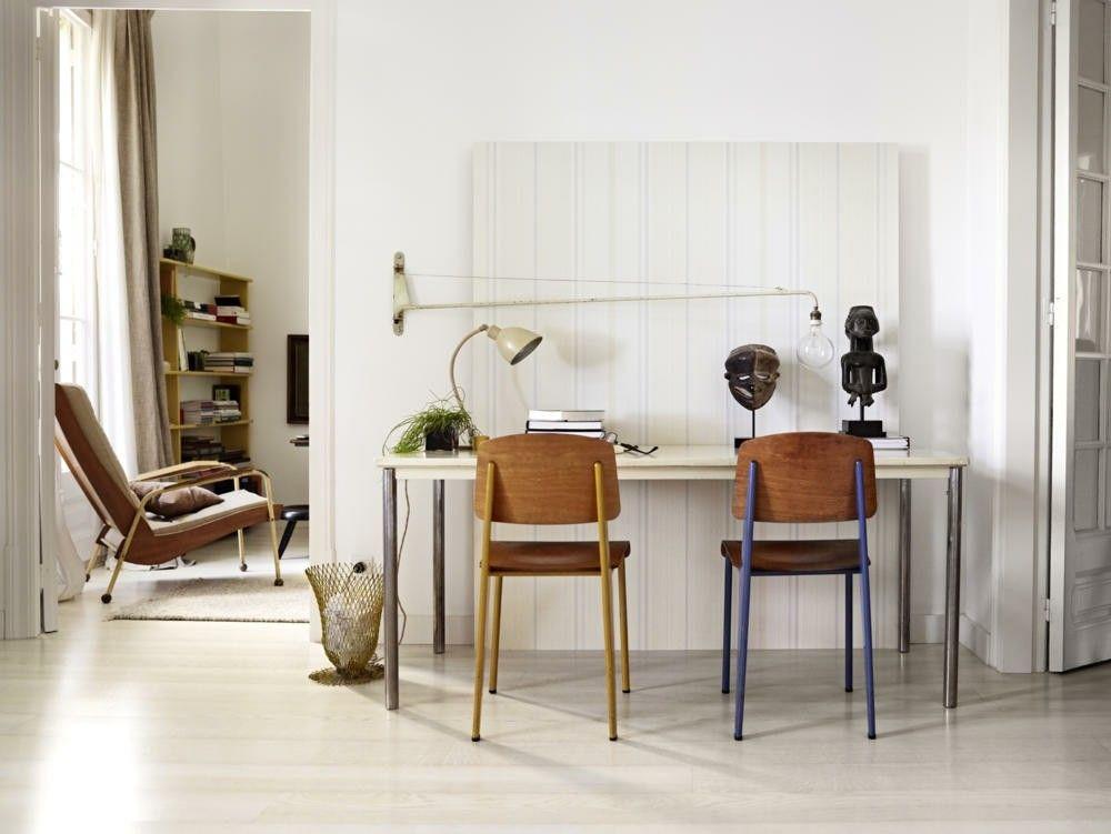 Heimbüro richtig einrichten Interieur home office