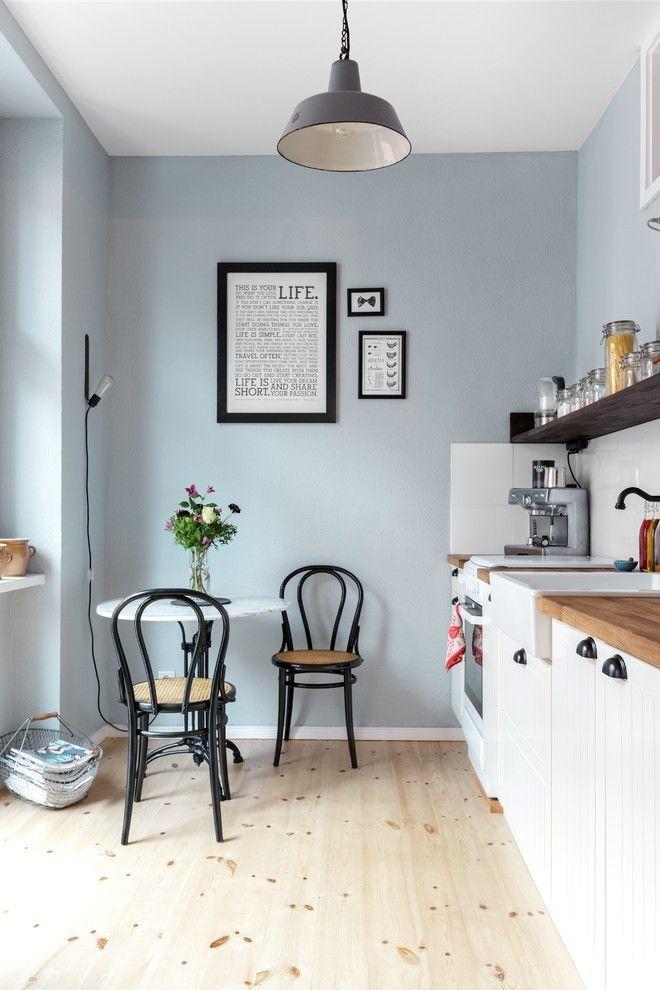 10 tolle ideen wie sie ihre kleine k che breiter und gem tlicher aussehen lassen. Black Bedroom Furniture Sets. Home Design Ideas