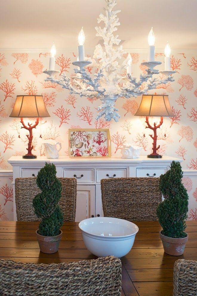 sommerliche tapeten die das ganze jahr lang gro artig aussehen. Black Bedroom Furniture Sets. Home Design Ideas