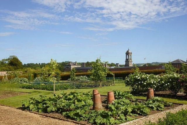 Landhausgarten und Gartenhaus Ideen