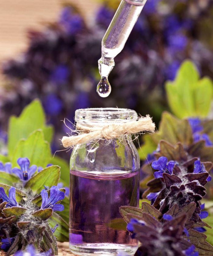 Reines ätherisches Lavendelöl