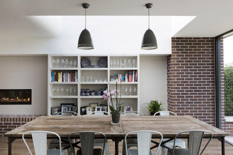 Möbel Neutrale Farben wohnzimmer einrichten industrieller stil