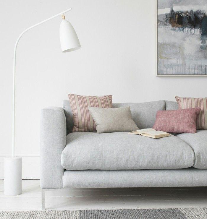 Modern weiß Wohnzimmerlampen