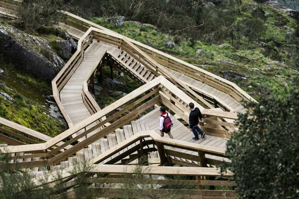 Paiva Walkways Arouca Portugal Wandern Natur Lifestyle