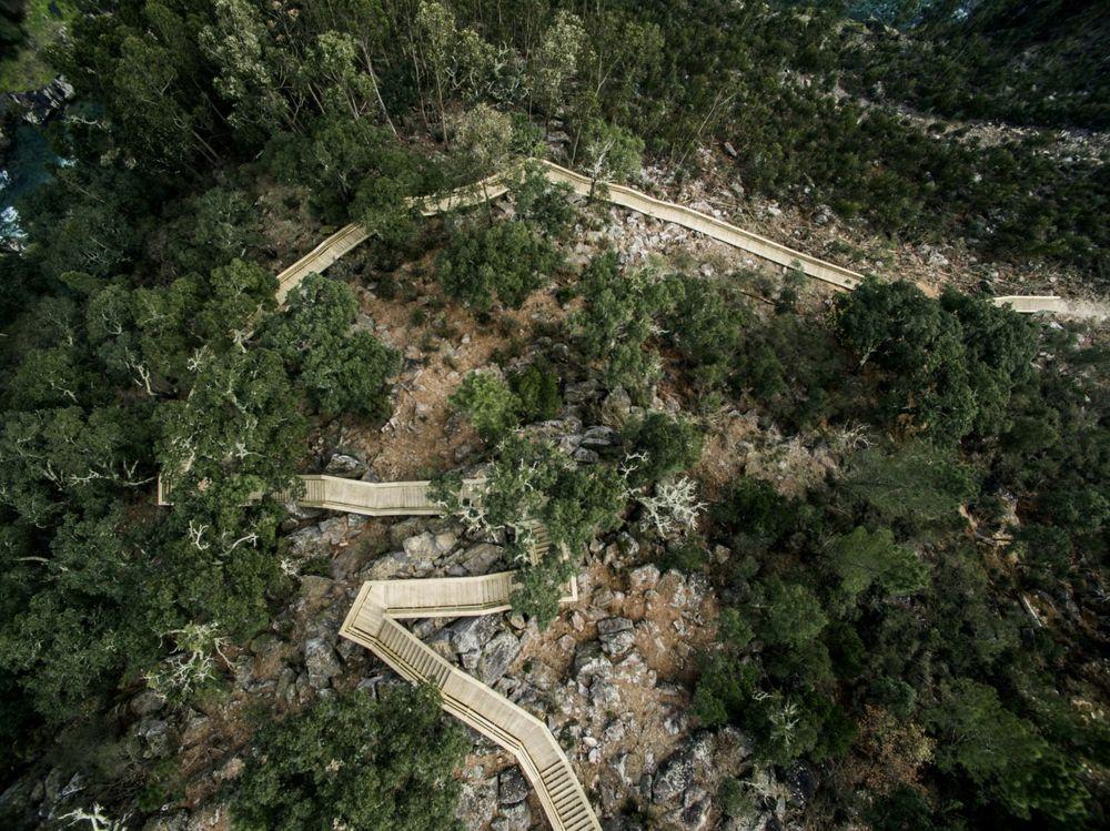 Paiva Walkways Wandern Hobby Natur