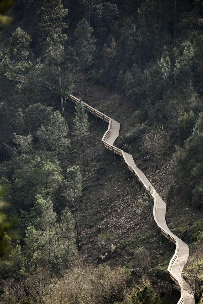 Paiva Walkways herrliche Aussicht schöne Landschaft Wandern