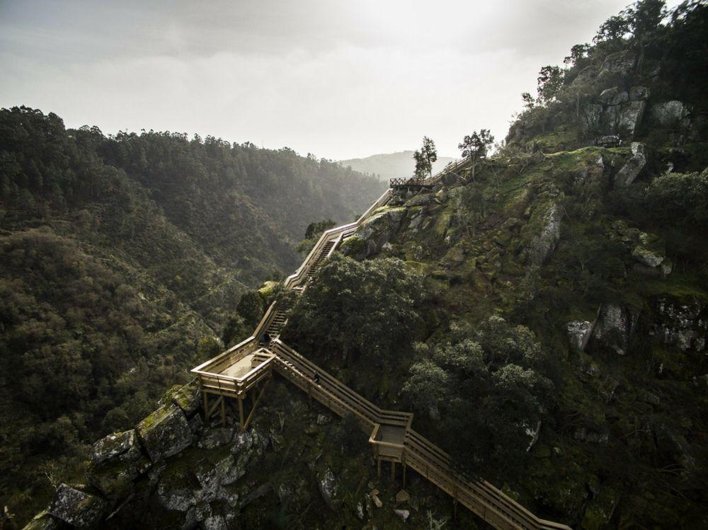 Portugal Gebirge Wandern Hobby Paiva Walkways