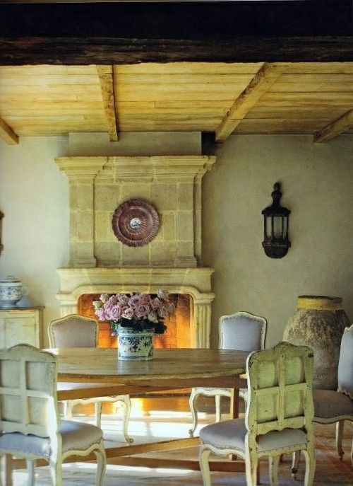 Provence stil für die küchengestaltung