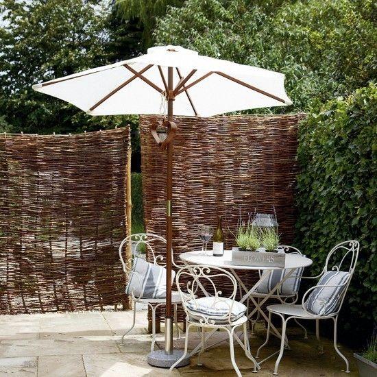Sitzgruppe für Garten Gartenmöbel aus Metall