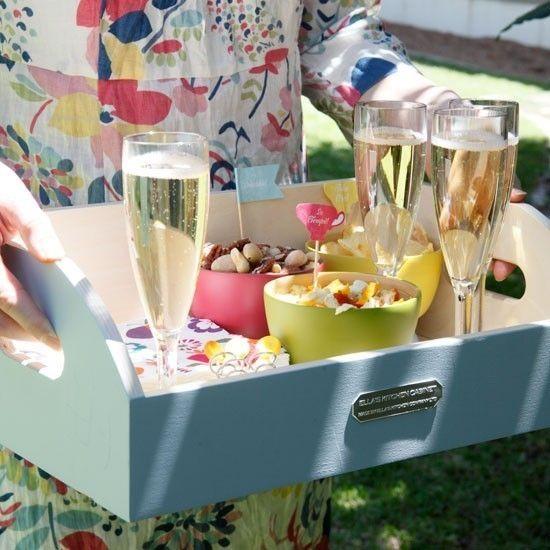 Sommer Deko Ideen Gartenparty