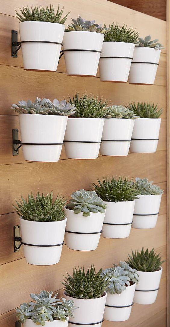 Ständer für Pflanzbehälter Gartengestaltung stilvoll
