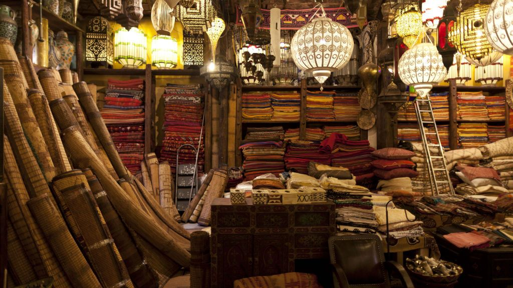 Sternzeichen Reiseziel Fische Marrakesch Marokko