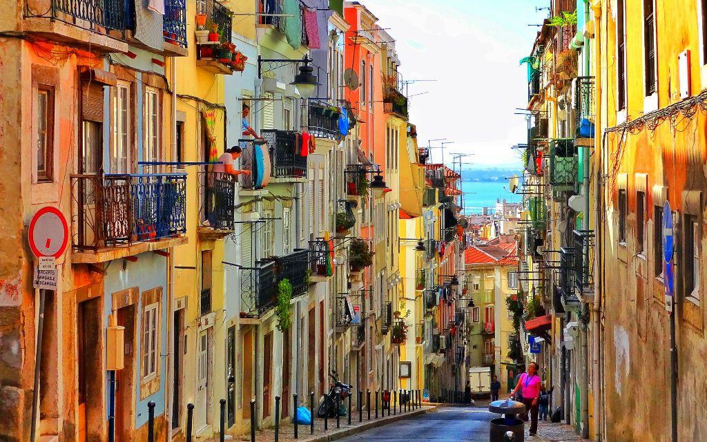 Sternzeichen Reiseziel Krebs Lissabon Portugal