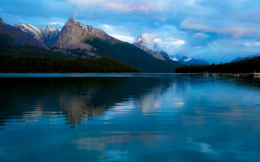 Sternzeichen Reiseziel Steinbock Jasper-Nationalpark Kanada