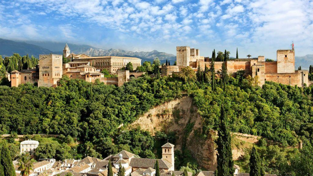 Sternzeichen Reiseziel Stier Granada Spanien