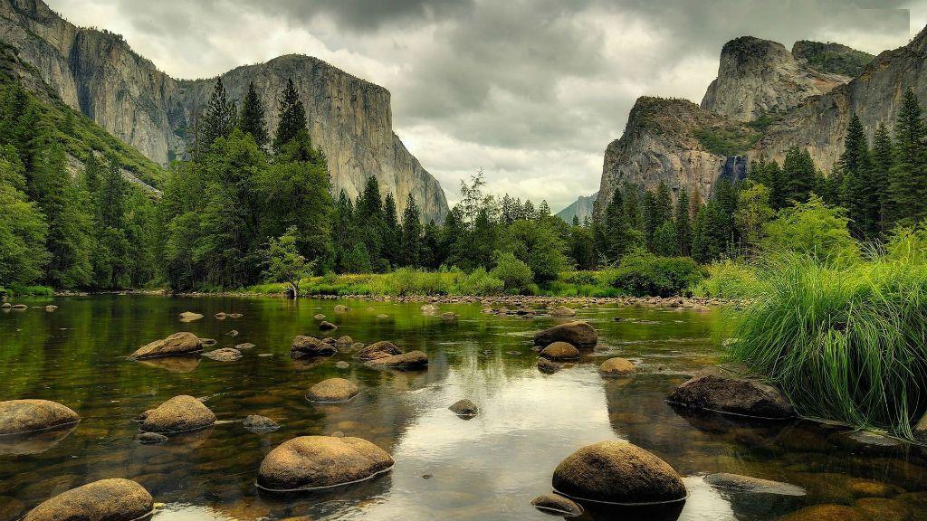 Sternzeichen Reiseziel Widder Yosemite Nationalpark Kalifornien