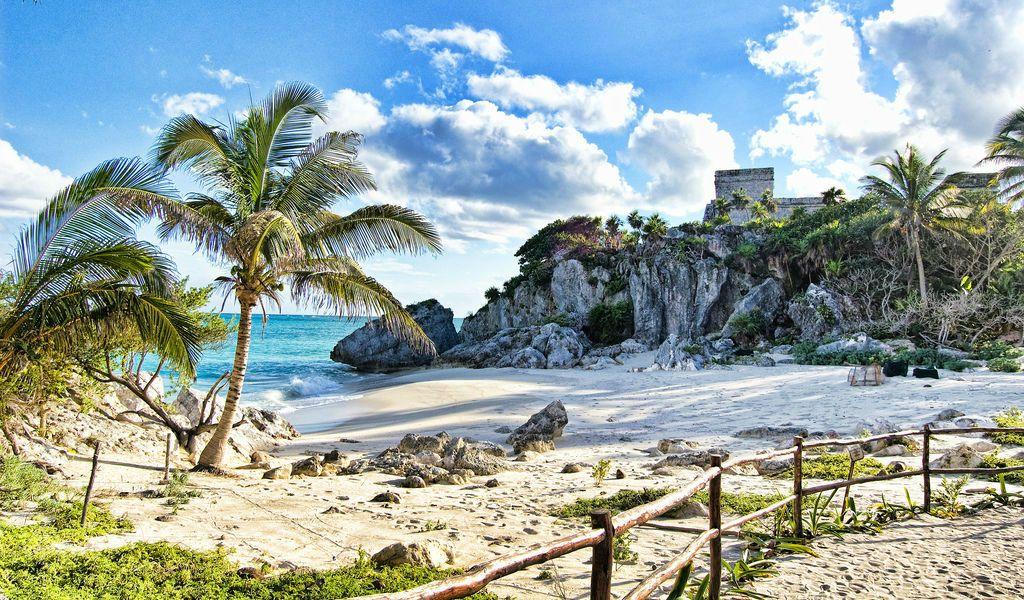 Sternzeichen Reiseziel Zwillinge Tulum Mexiko