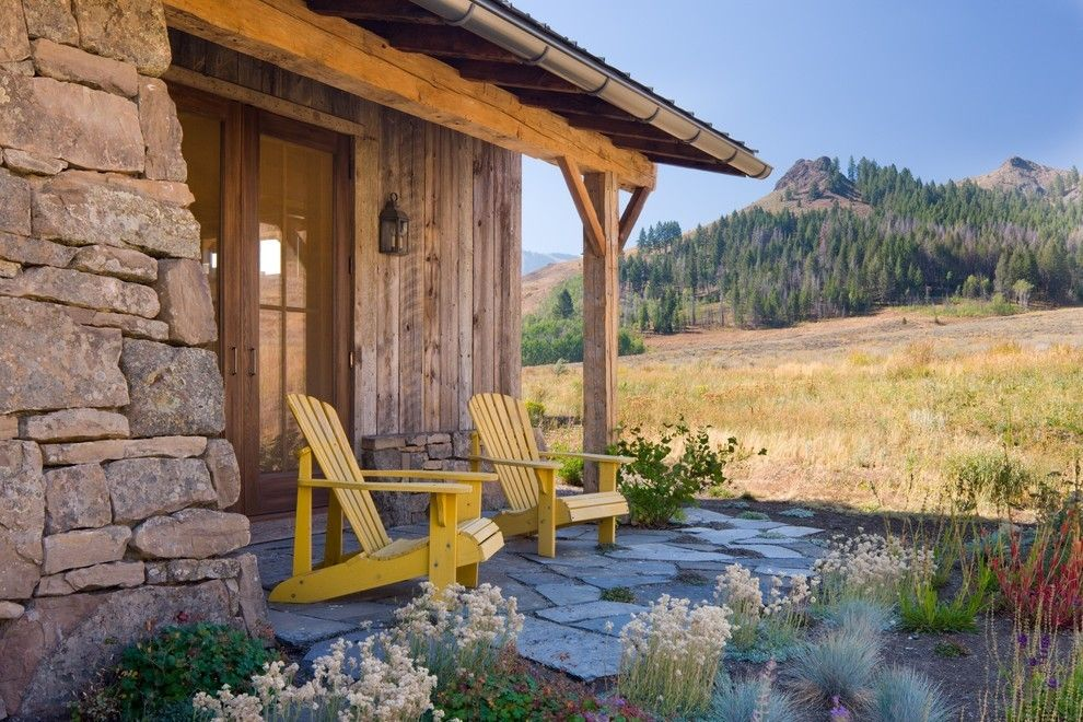 Terrassenmöbel Hängesessel Design Holz
