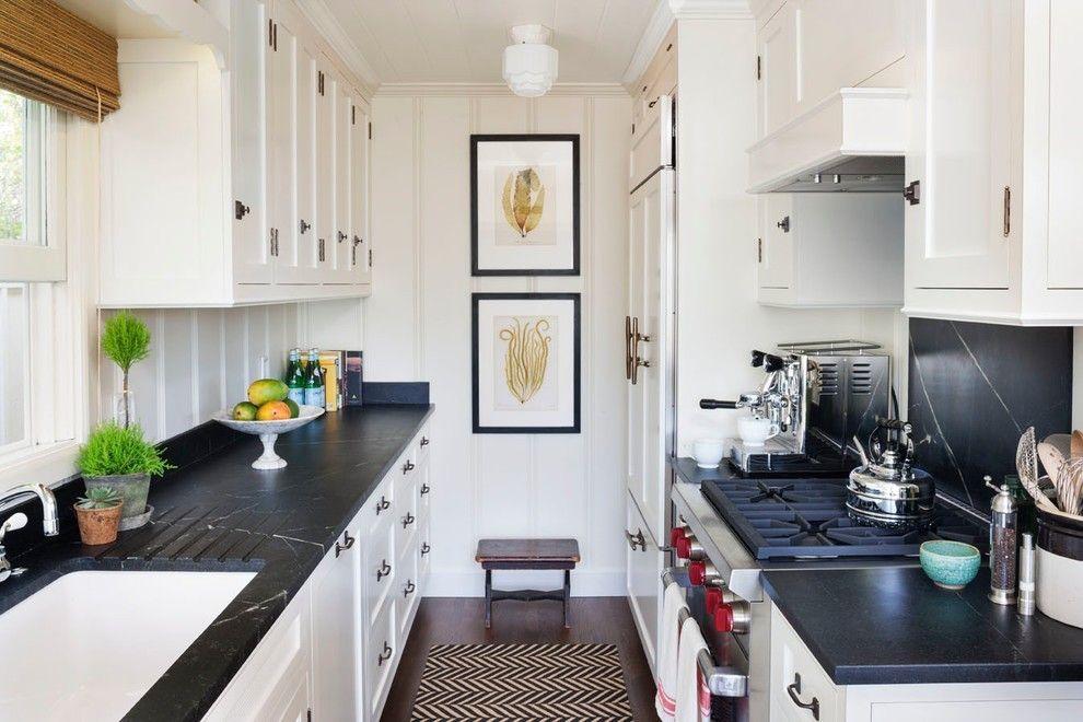 Wanddeko mit Bilderrahmen Ideen für Design Küche