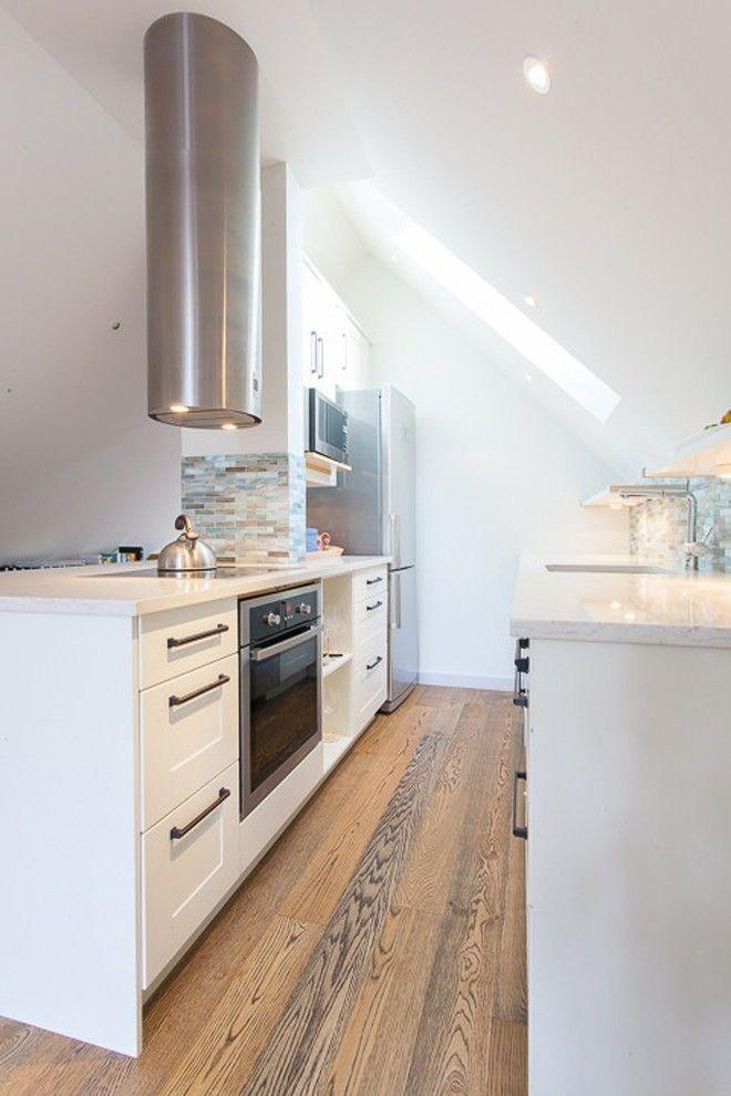 Wohnideen Küche modern weiß