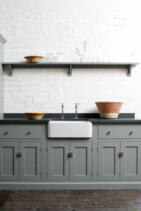 Wohnideen küche modern marmor kochinsel