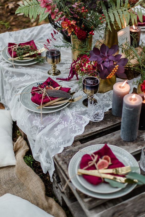 Tolle deko ideen f r die gartenparty coole highlights im for Deko outdoor