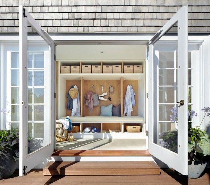 sommer terrasse weiß-deko ideen