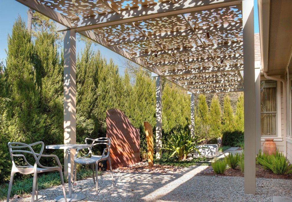 terrasse für modern haus dekoration