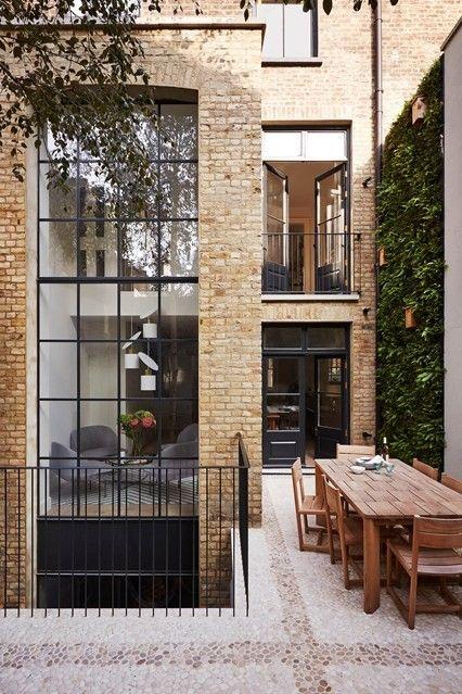 terrasse gestaltungsideen außenbereich holz möbel