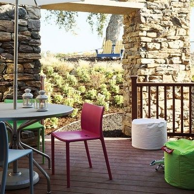 Aluminium Gartenmöbel Set Tisch