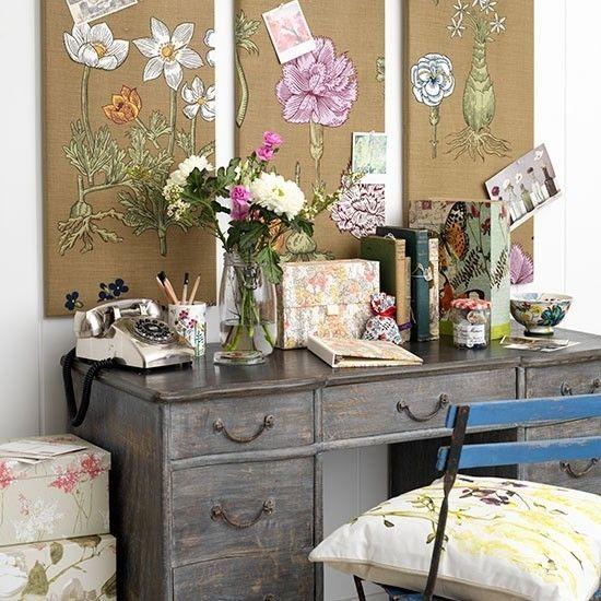 Atelier Home Office Bastelraum Bastelstube DIY