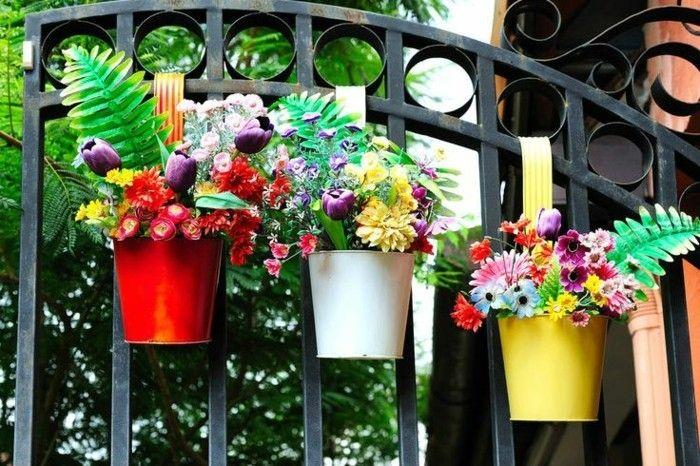 Blumen Deko Ideen