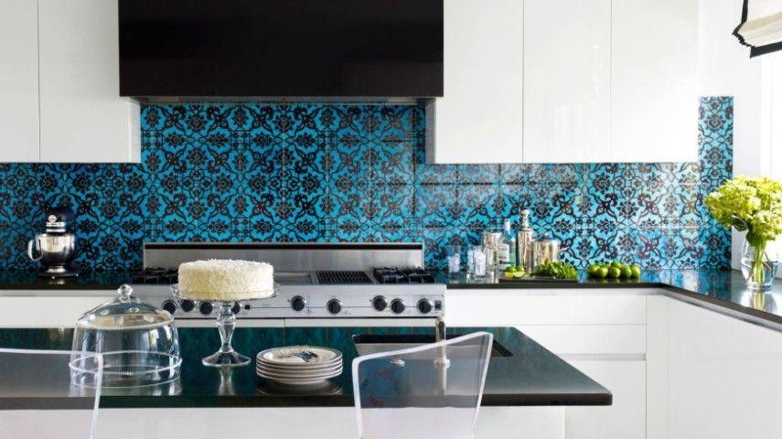 Clevere Ideen für die Rückwand in Ihrer Küche - Trendomat.com