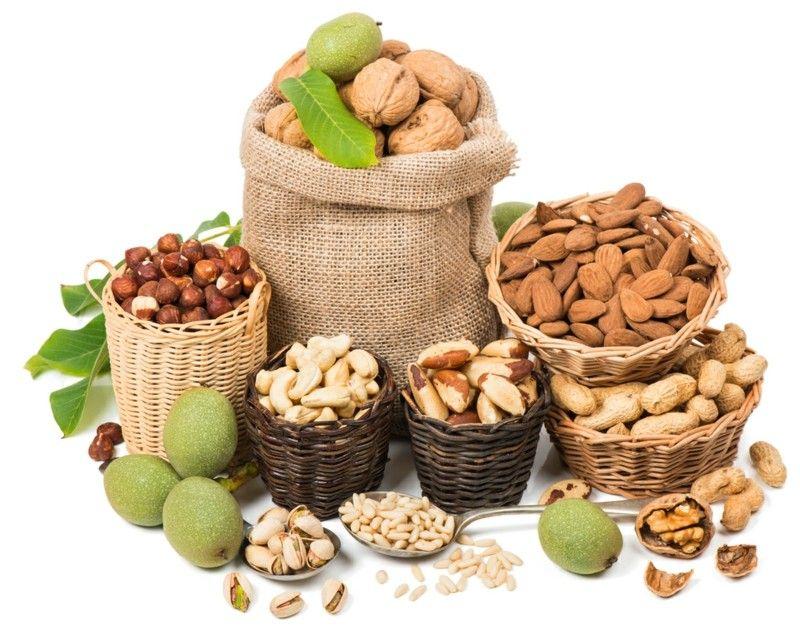Fettquelle Gesunde Ernährung